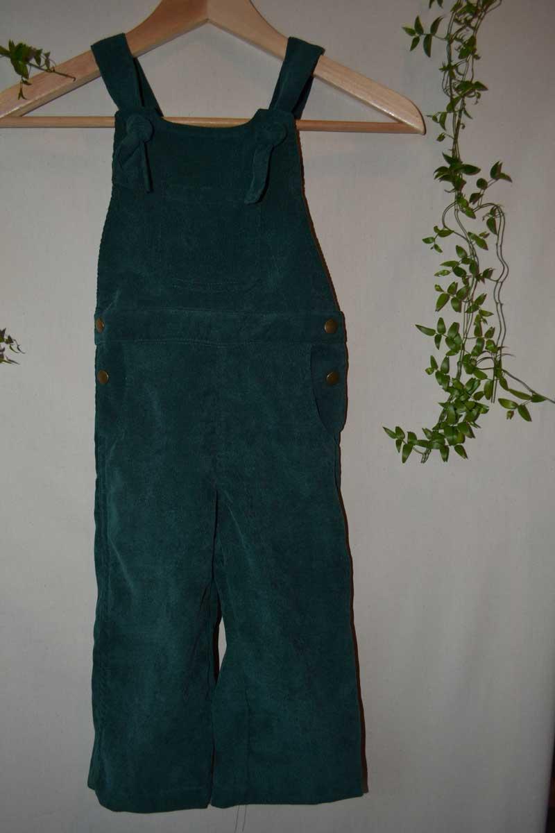 Plain-Green-overalls