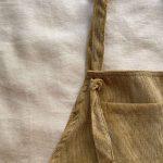 Olive Corduroy Overalls